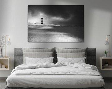 Leuchtturm Breskens von Frank Peters