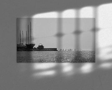 Am Hafen von Marije Zuidweg