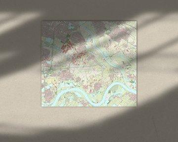 Kaart vanLingewaard