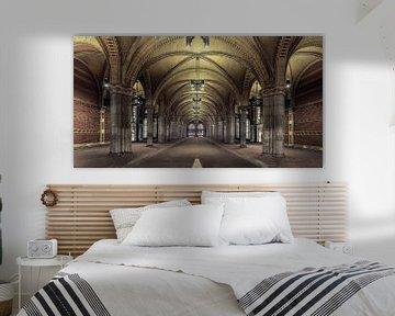 Rijksmuseum Passage Amsterdam von Mario Calma