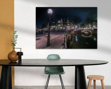Keizersgracht Amsterdam van Mario Calma