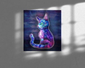 Ruimte kat van Bianca Wisseloo
