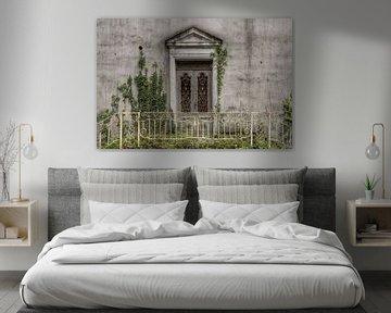 Alte italienische Tür von Vivian Teuns