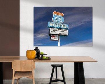 Historic Route 66 Motel in  Seligman, Arizona