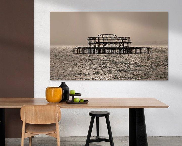 Sfeerimpressie: 1135 Pier Brighton van Adrien Hendrickx
