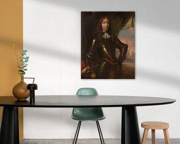 Willem Joseph Baron von Gent, Jan de Baen