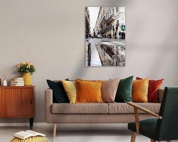 Reflecties in Rome von Pieter Wolthoorn