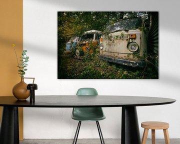 VW busjes van Vivian Teuns