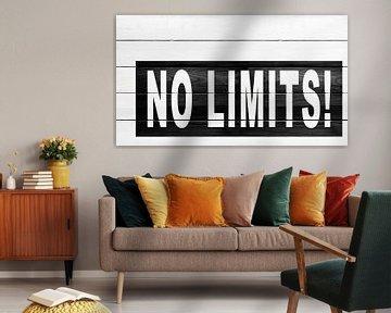Geen grenzen! van Günter Albers