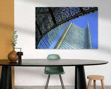 Wolkenkratzer Mailand von Patrick Lohmüller