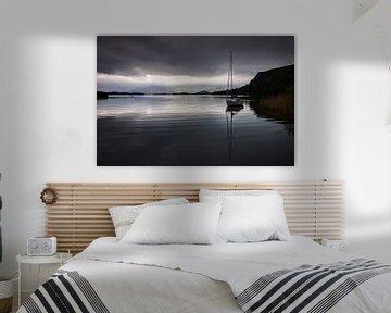 Lake District, Derwent Water van Frank Peters