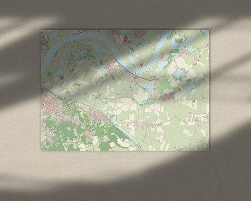 Kaart vanUbbergen