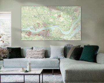 Kaart vanNeerijnen