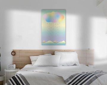 Kleur Regenbogen van Pascal Deckarm