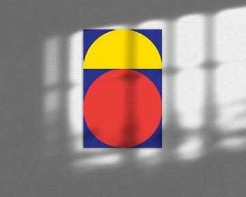 Géométrie minimaliste n°9 sur Pascal Deckarm