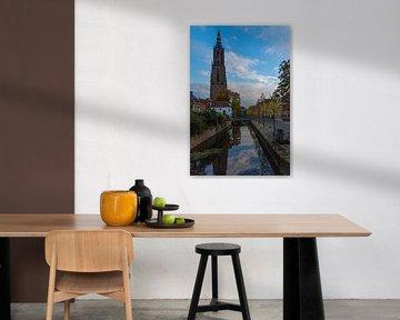Lange Jan in Amersfoort van Karin Riethoven