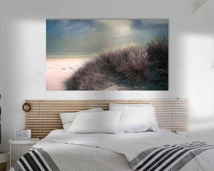 Sfeerimpressie: 2891 Dune grass van Adrien Hendrickx
