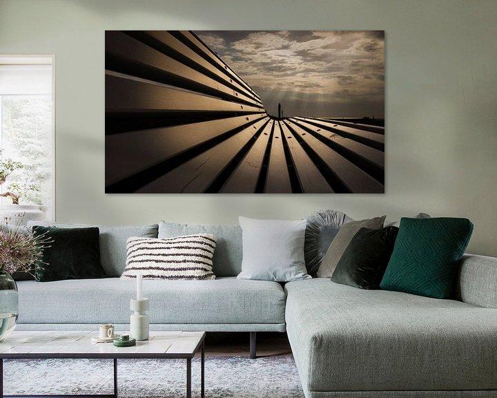 Sfeerimpressie: 3562 Spinola Dijk III van Adrien Hendrickx