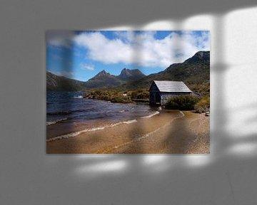 Cradle Mountain & Dove Lake in Tasmanië van Ryan FKJ