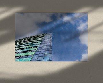 WTC Arnhem, modernes Bürogebäude im Zentrum von Arnheim von Patrick Verhoef