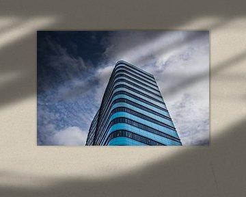 WTC Arnhem, modern kantoorgebouw in het centrum van Arnhem