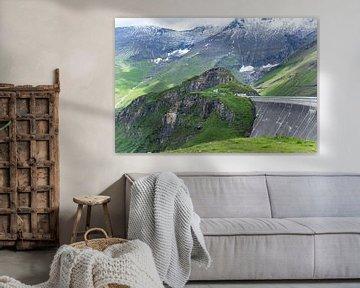 Berg - Mountain van Ema Erkens