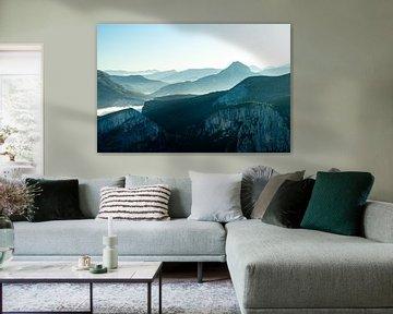 Repetition of mountains van Jonathan Krijgsman