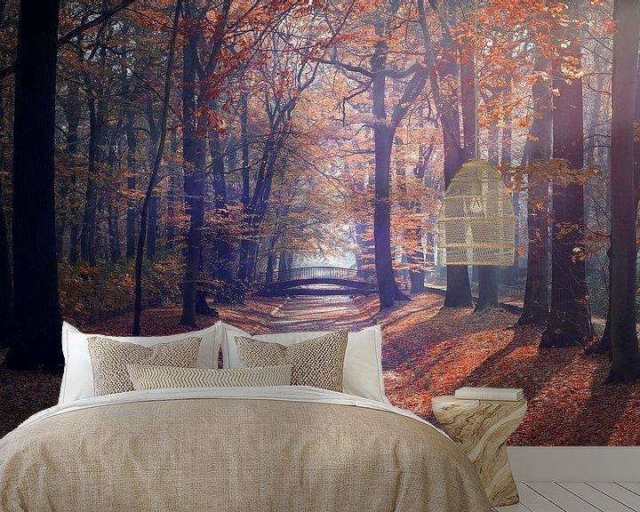 Beispiel fototapete: Herbst in Berlin von Heiko Lehmann