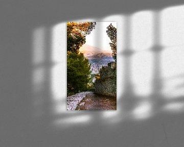 La ville de Berat en Albanie sur Visiting The Dutch Countryside