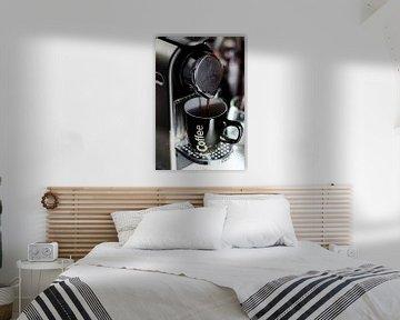 Morning Coffee van Daphne Groeneveld