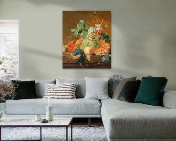 Stilleben mit Früchten, Jan van Huysum