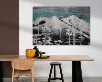 Colorado Bergen van Kathleen Artist Fine Art