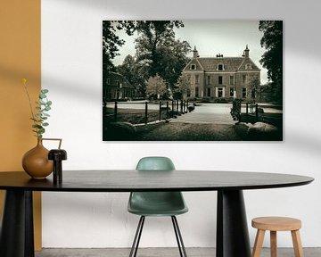 Landhaus Oud-Amelisweerd von Jan van der Knaap