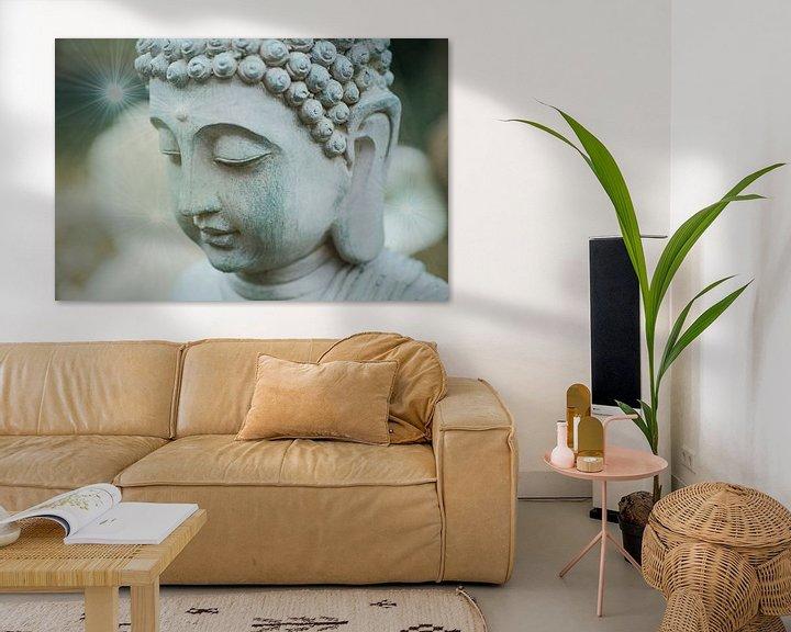 Sfeerimpressie: Boeddha in de tuin van Wieland Teixeira
