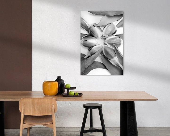 Sfeerimpressie: Tulpen van Ratna Bosch