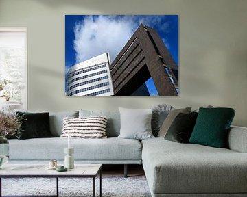 Weena 200 Rotterdam (Architectuur in Rotterdam) van Caroline Lichthart