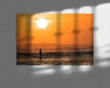 Gracious surfing van Jonathan Krijgsman