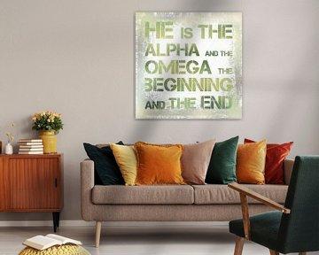Alpha & Omega; begin en het einde van Luci light