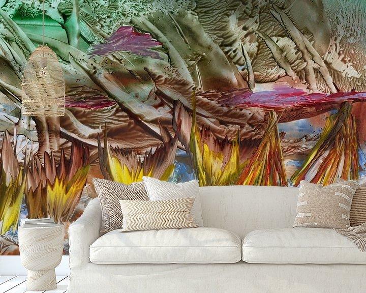 Sfeerimpressie behang: Mindful Colors 05 van Terra- Creative