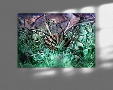 Geistreiche Farben 04 von Terra- Creative