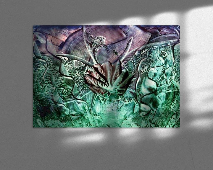 Impression: Des couleurs pleines d'esprit 04 sur Terra- Creative