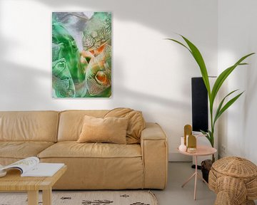 Geistreiche Farben 03 von Terra- Creative