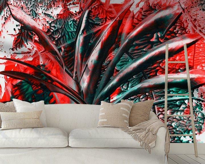 Sfeerimpressie behang: Mindful Colors 06 van Terra- Creative