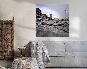 Maasboulevard Venlo Vestingstad van Eric Sweijen