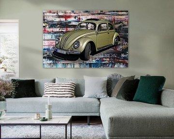 Ein VW Käfer von 1956 von Berthold Werner