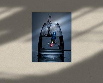 Waterproof make-up van Charlotte Serrarens