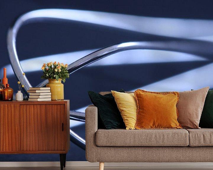 Sfeerimpressie behang: Garde van Carla Mesken-Dijkhoff