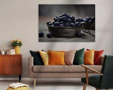 Blueberries van Anoeska van Slegtenhorst