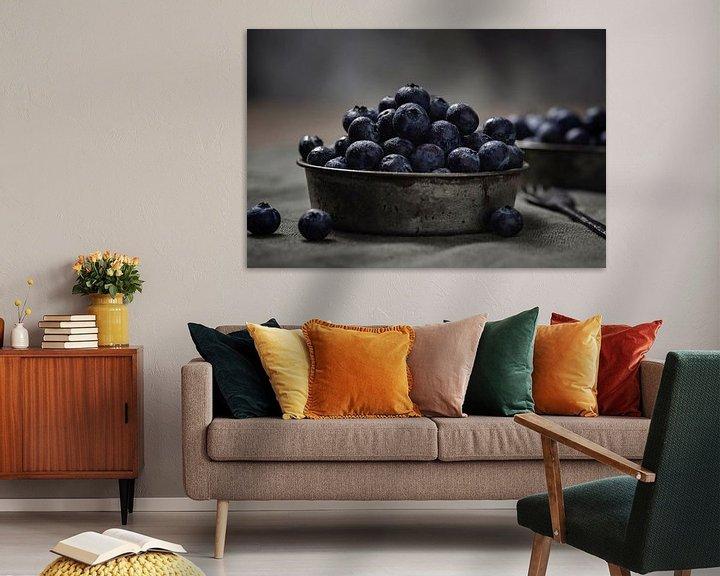 Sfeerimpressie: Blueberries van Anoeska van Slegtenhorst