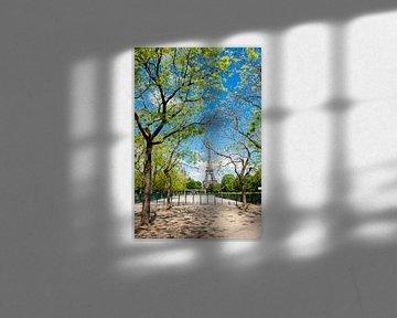 Paris von Corina de Kiviet